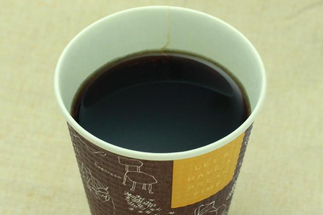 コーヒー 【hot】
