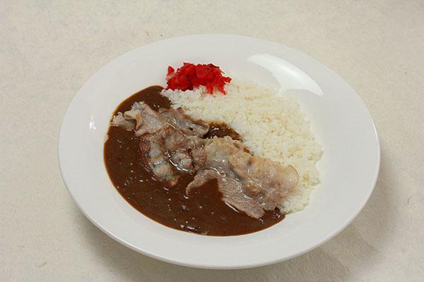 神奈川やまゆり豚カレー
