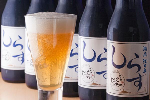 しらすビール
