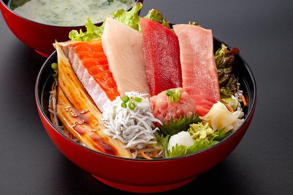 とびっちょ海鮮丼