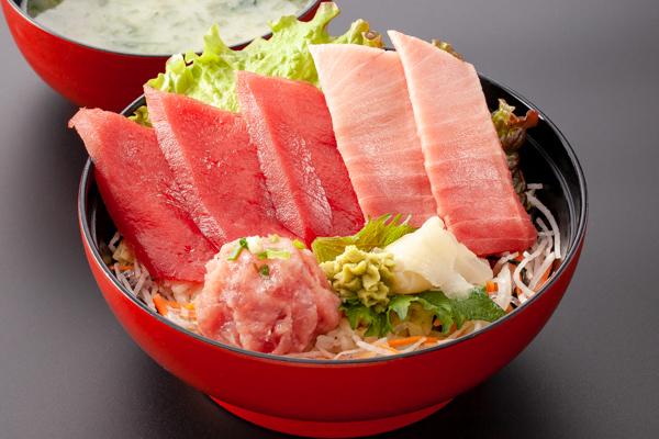 三崎マグロ丼(特上)